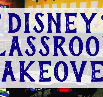 Disney Classroom Decorations