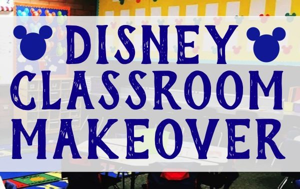 Disney Classroom Decorations