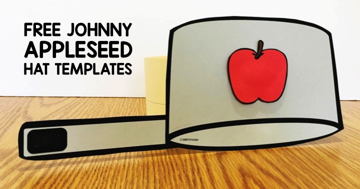 Free Johnny Appleseed Hat & More