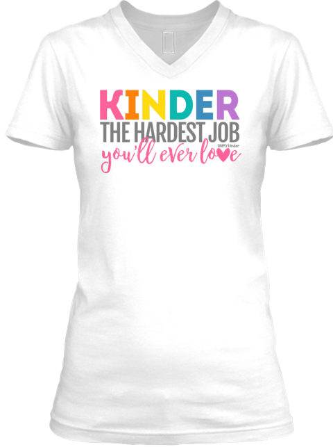 Kinder - The Hardest Job You'll Ever Love