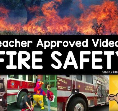 Fire Safety Videos for Kindergarten