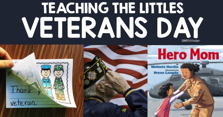Veterans Day in Kindergarten
