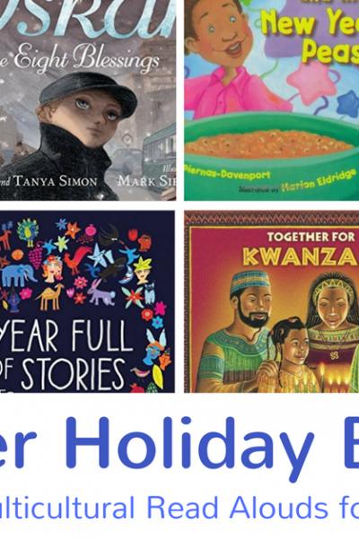 Christmas Around the World Books