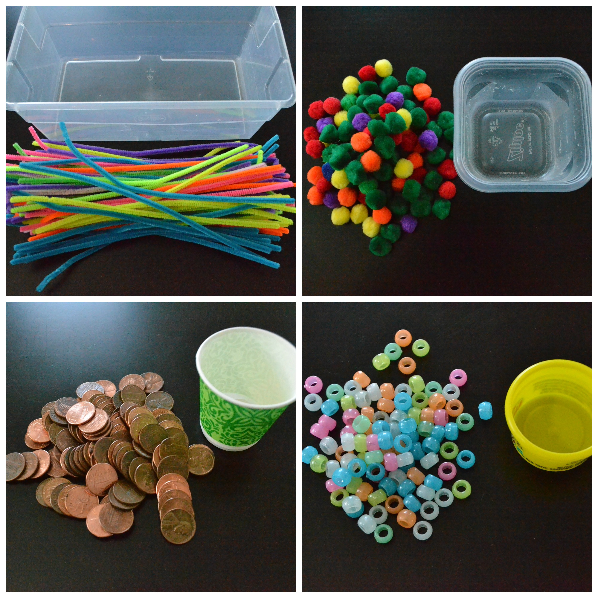 100th Day Stem Activity