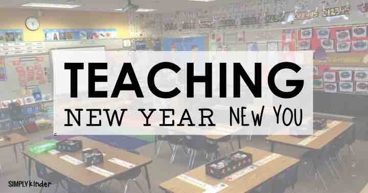 New Year, New You - a teaching article about things you can change mid year.