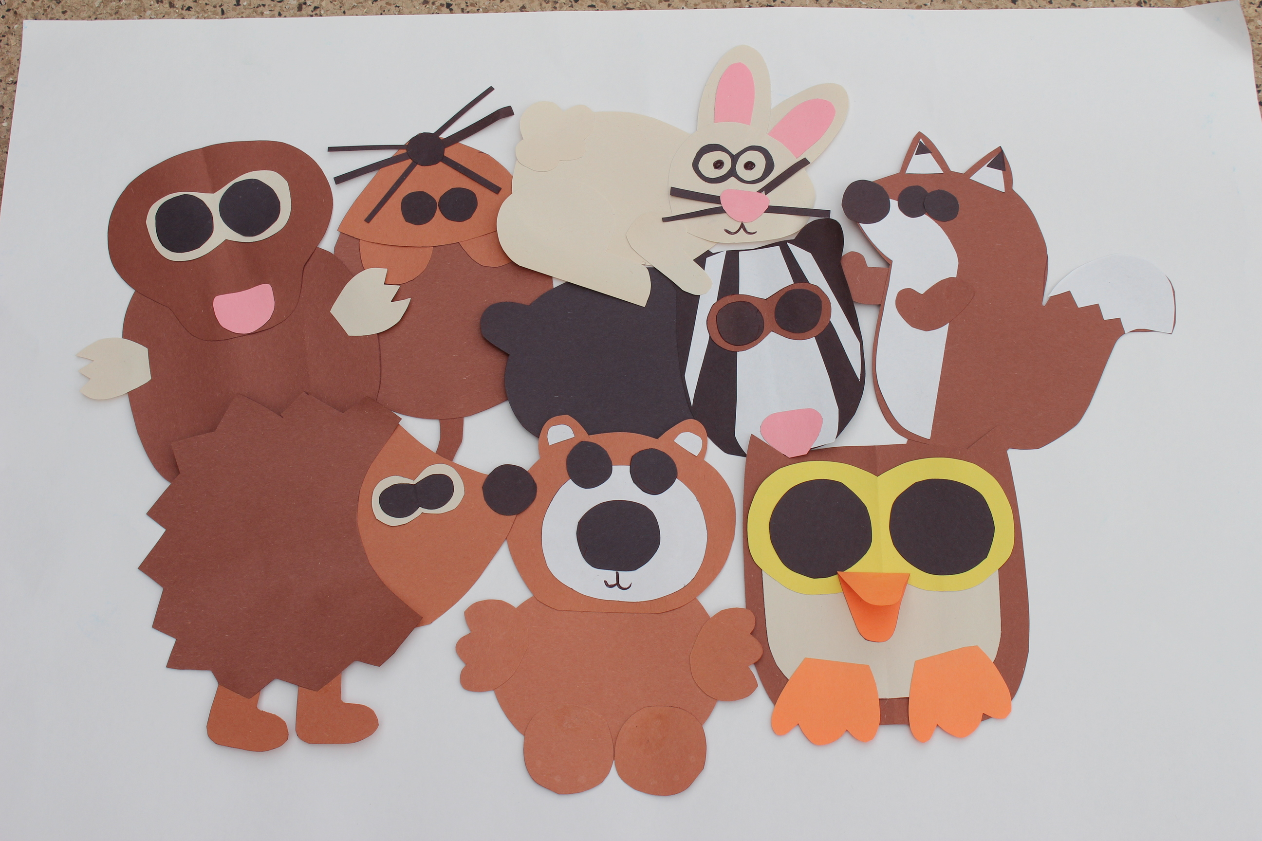 The Mitten Research Unit and The Mitten Crafts. Students will love these adorable crafts and each animal has a close read, graphic organizers, and report page. Such great support, kindergarten and first grade students will be able to write amazing expository reports using this system.
