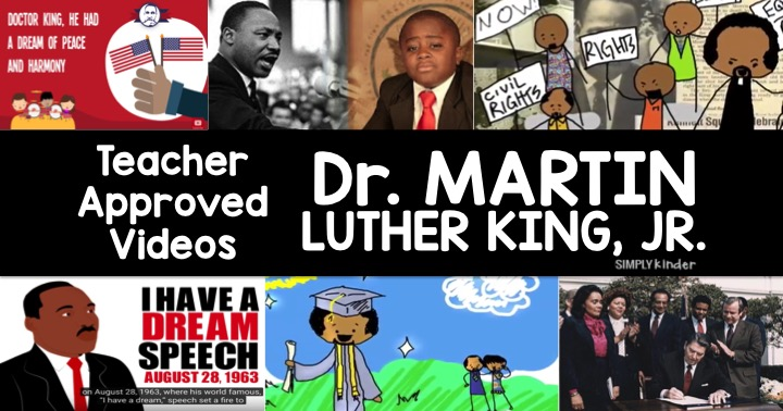 Martin Luther King Videos