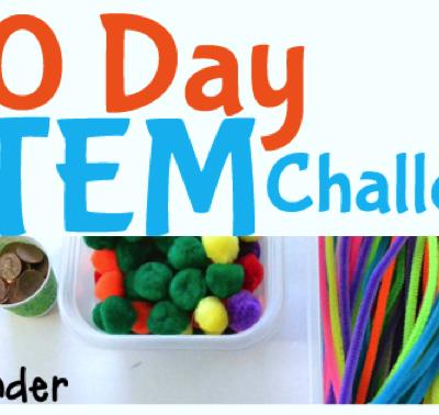 100 Day STEM Challenge