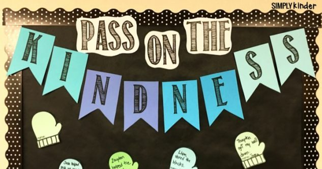 Kindness Bulletin Board