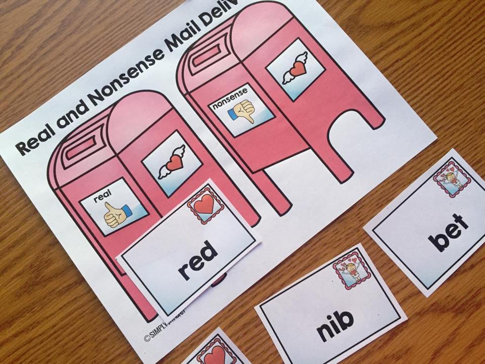 Valentine's Day No Prep Printables for Kindergarten from Simply Kinder.  These activities will have your students practicing essential literacy and math skills with a fun love twist.