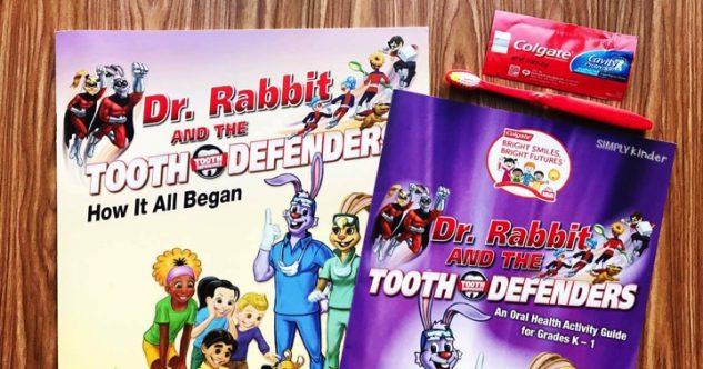 Free Toothbrushes for Kindergarten
