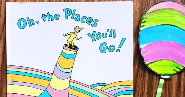 Seuss Door with Free Balloon