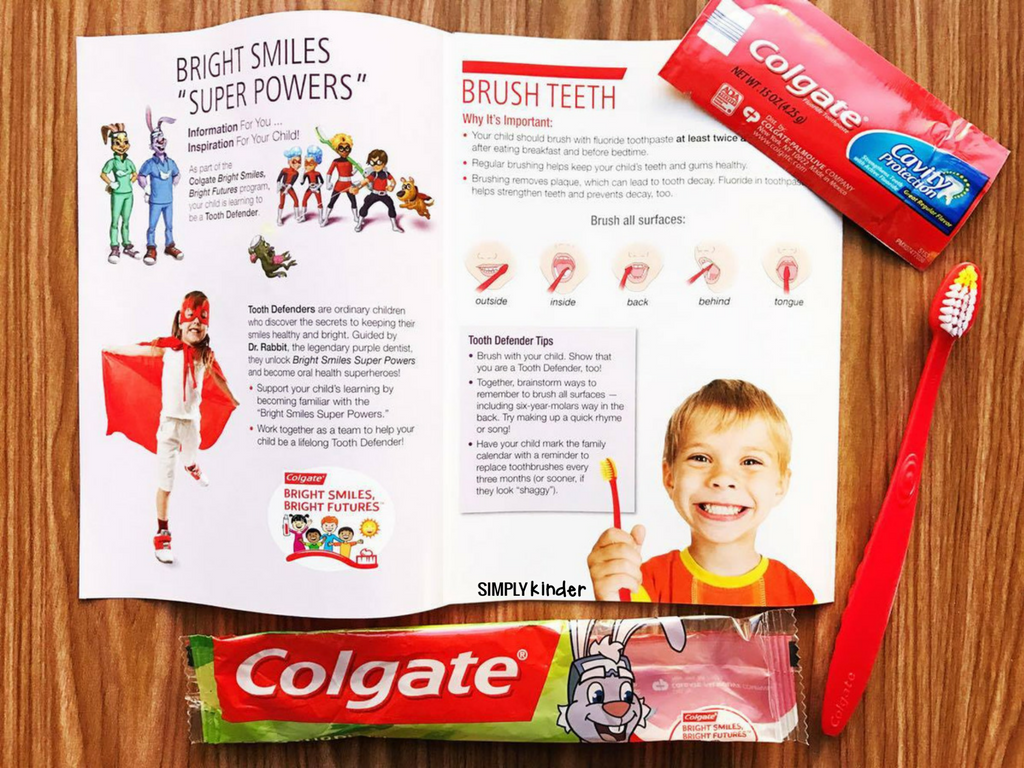 Free toothbrushes for Kindergarten. Free toothbrushes for your kindergarten students. These are great to order for your dental health month studies.