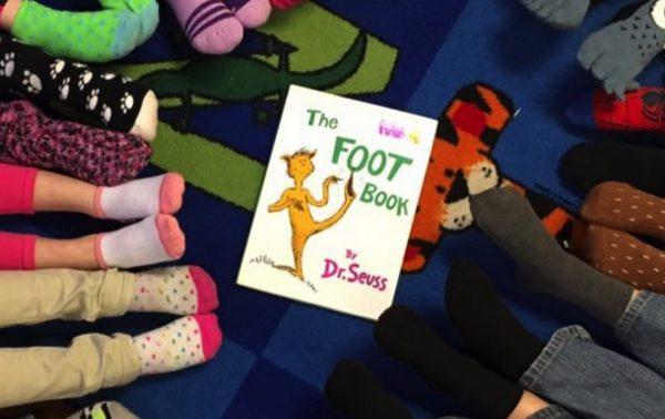 Crazy Sock Day Flyer