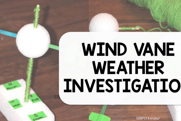 Wind Vane Weather Investigation