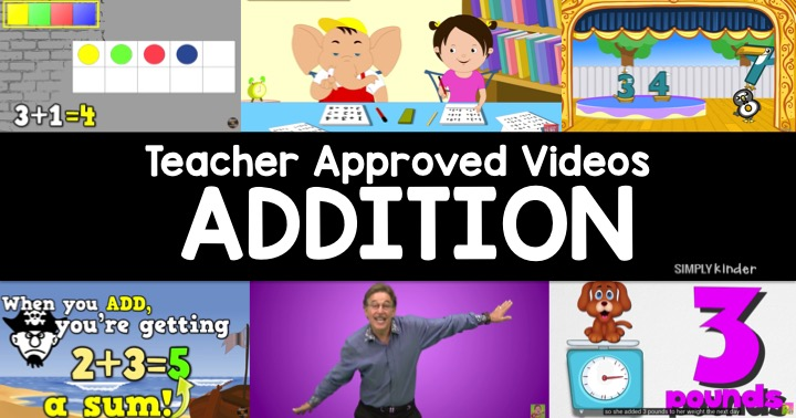 Addition Videos