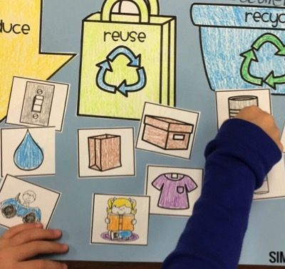 Free Recycling Sort