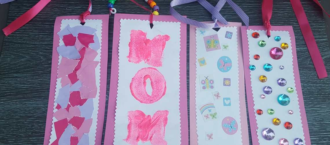 Classroom Ideas For Mothers Day ~ Easy mother s day bookmark gifts for kindergarten simply