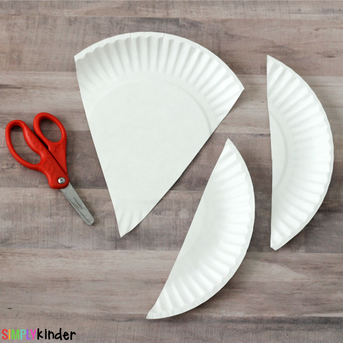 Chester the Raccoon Paper Plate Craft