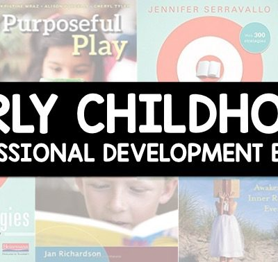 Professional Development Books for Kindergarten