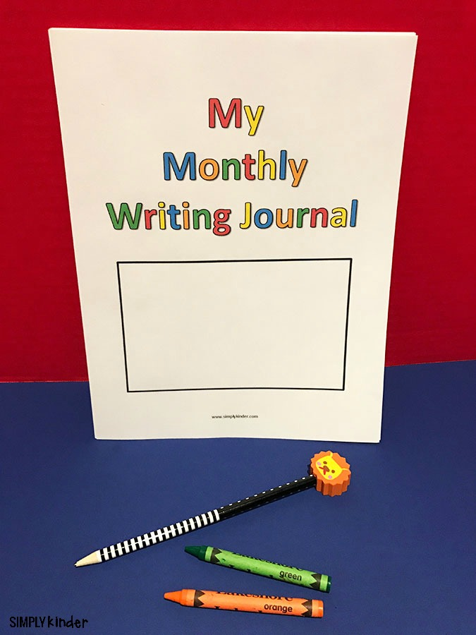 monthly writing prompt