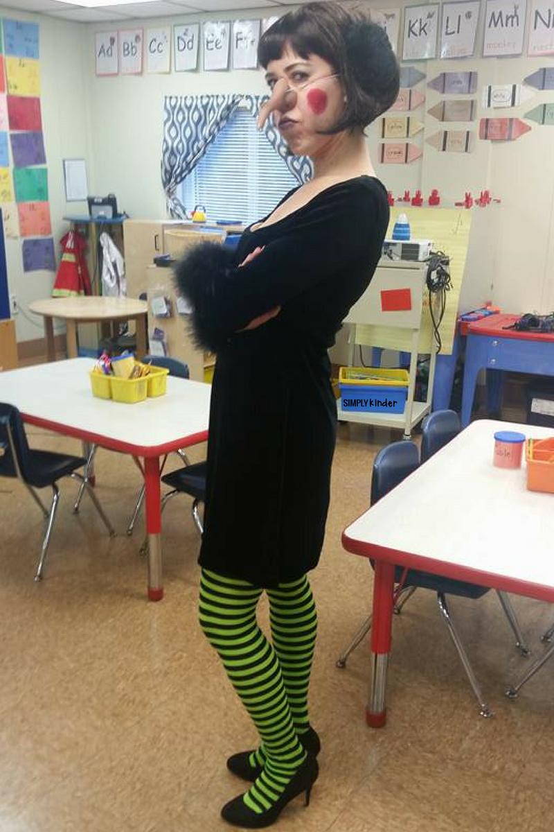 Viola Swamp Teacher Halloween Costume