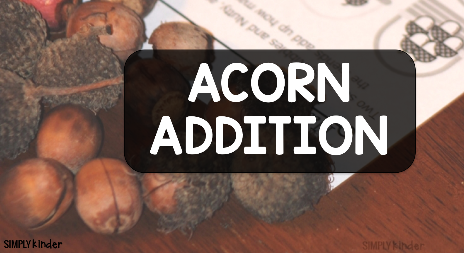 Acorn Addition