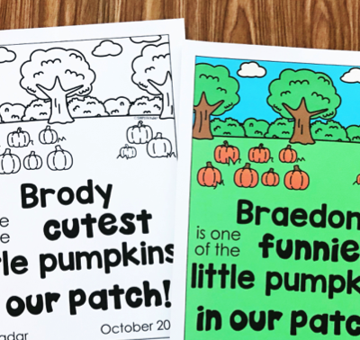 Cutest Little Pumpkin Printable