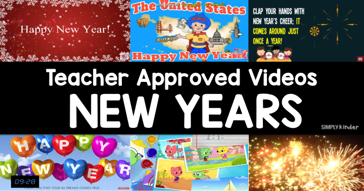 New Years Videos for Kids