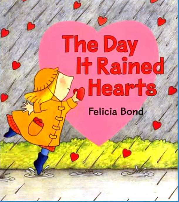 The Day It Rained Hearts: Writing and Reading Activities