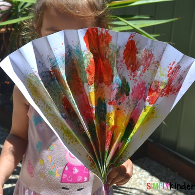 process art fan fanning 1