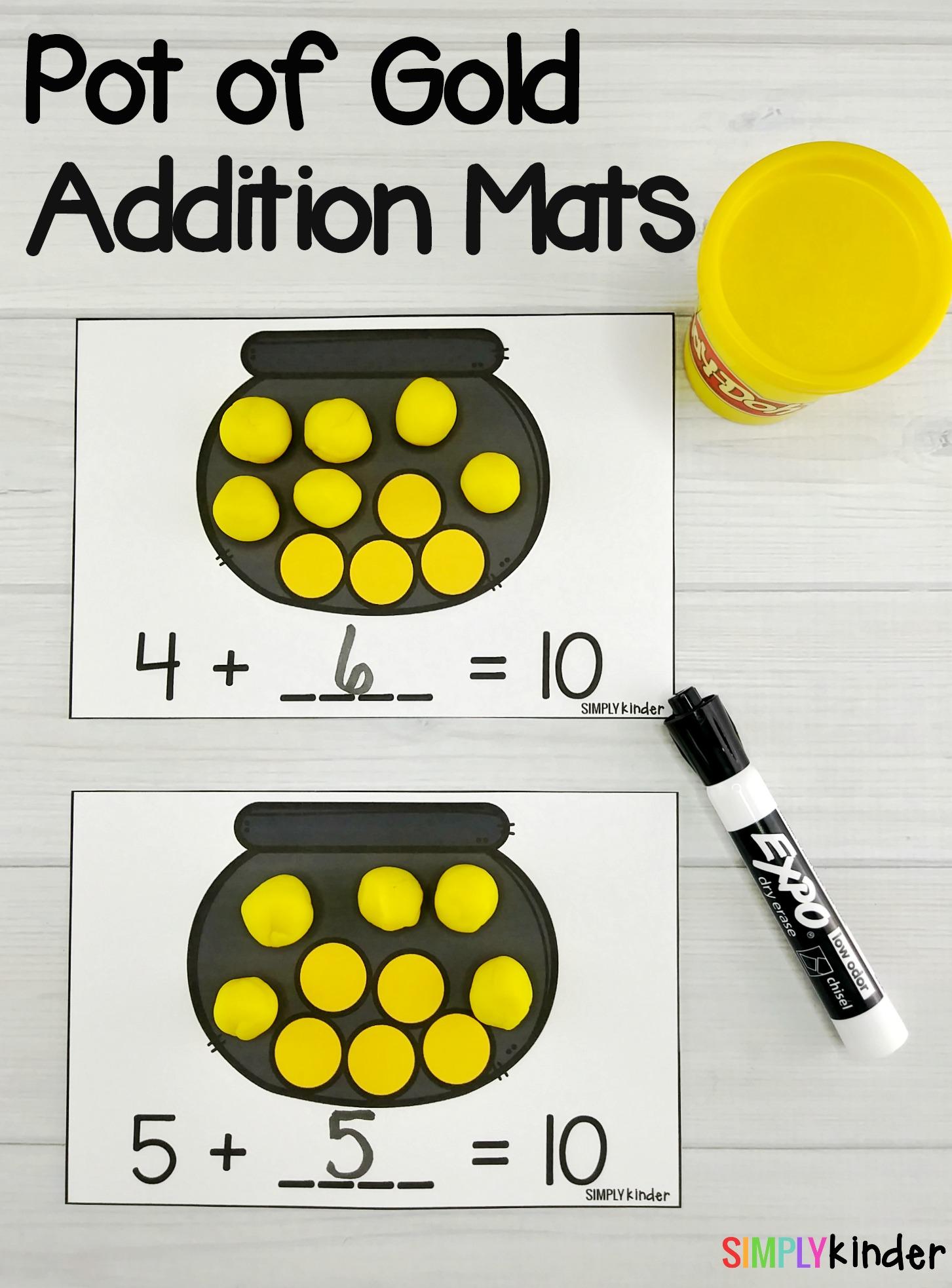 Pot of Gold Addition Mats