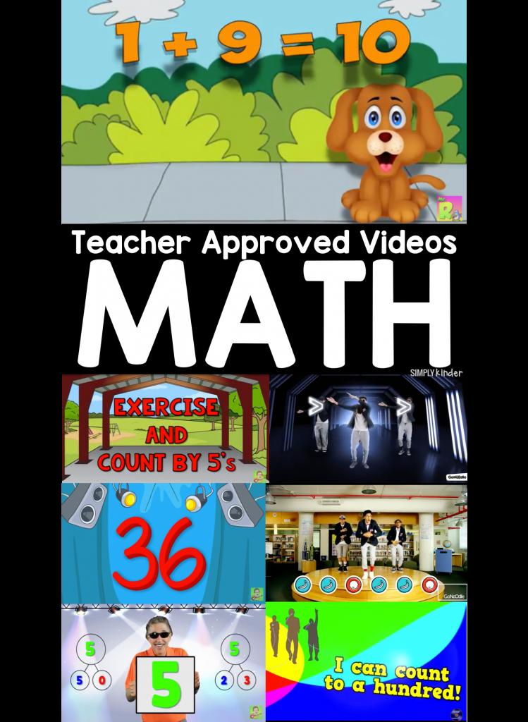 Teacher Approved Math Videos