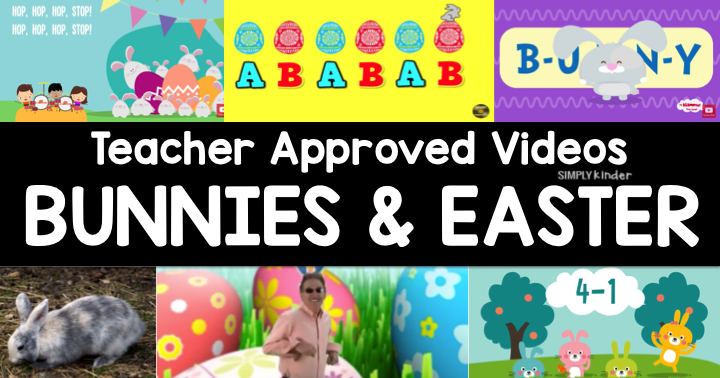 Teacher Approved Easter Videos