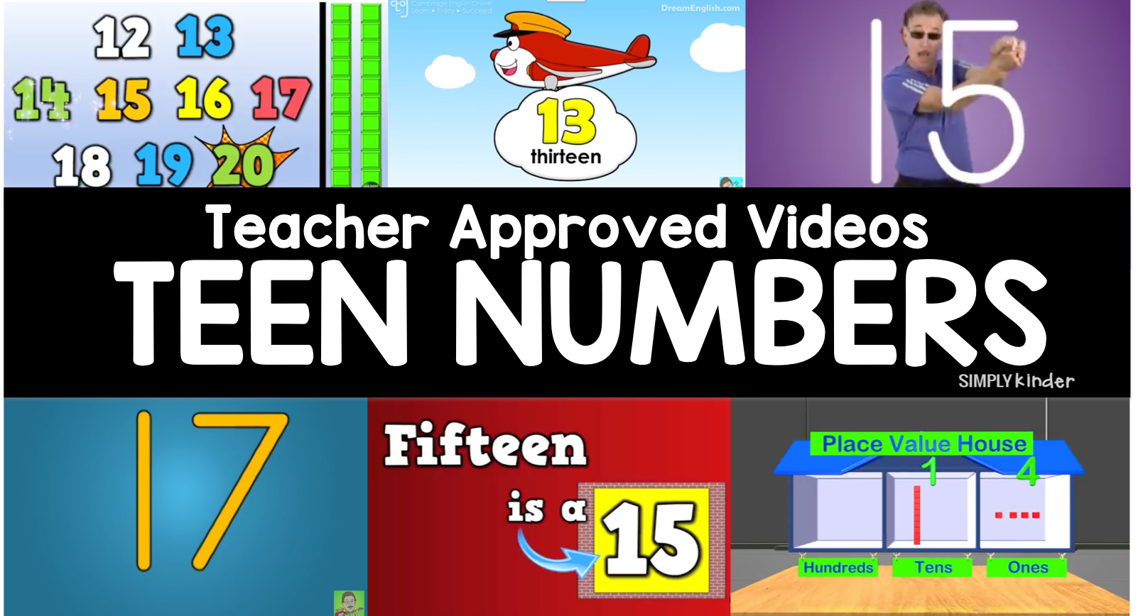 Teacher-Approved Teen Video List