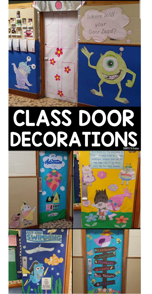 Class Door Decorations