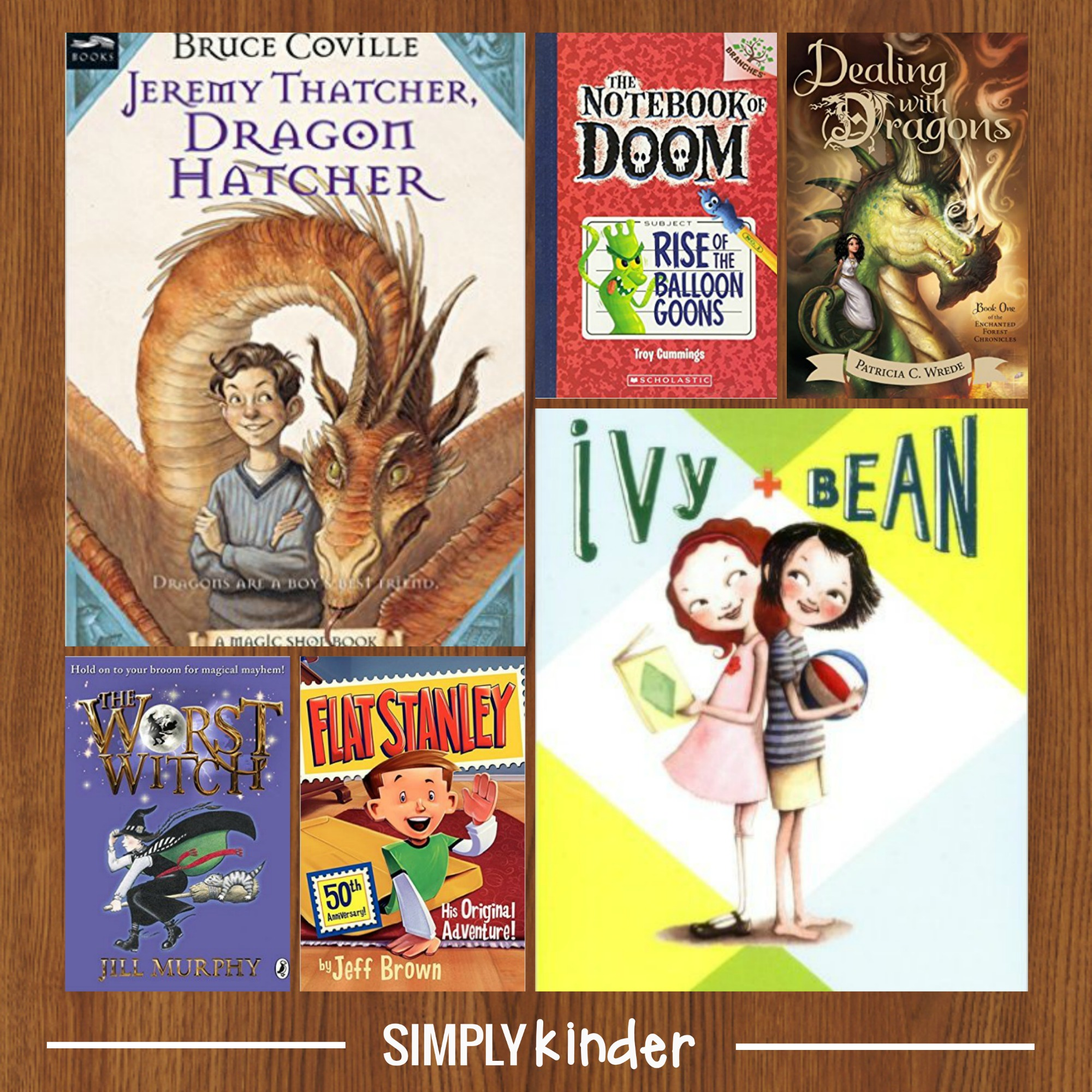 8 Easy Chapter Book Series to Get Kids Hooked On Reading