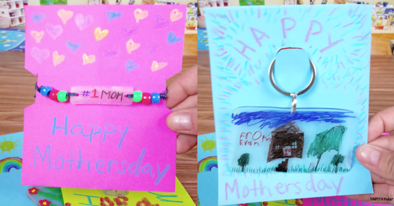 Five Shrinky Dinks Keychain Projects