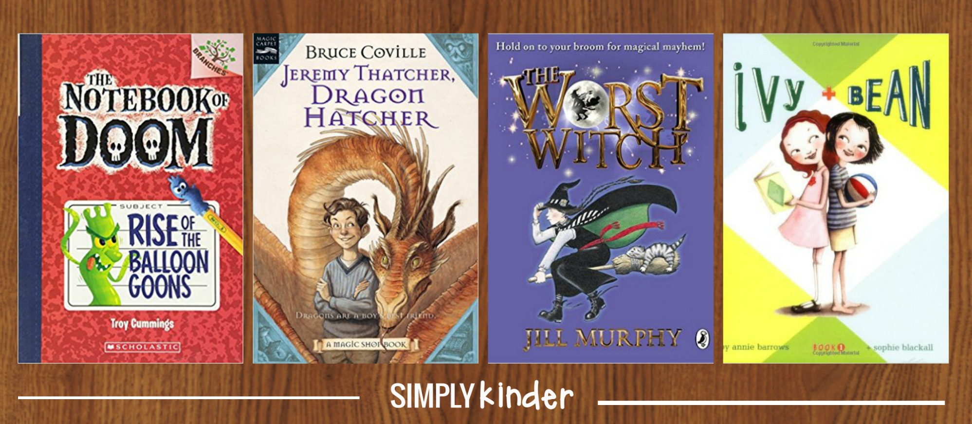 Easy chapter book series