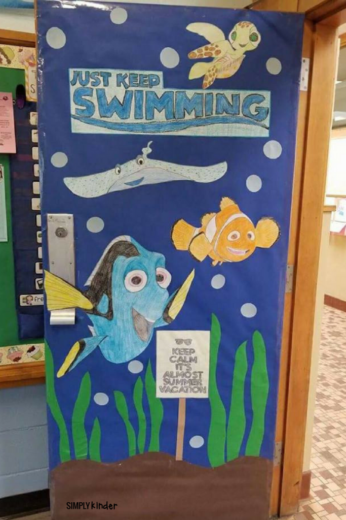 Finding Nemo door
