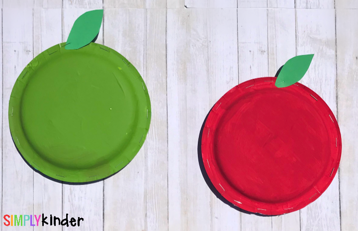 Apple Art Musical Shakers for Kids