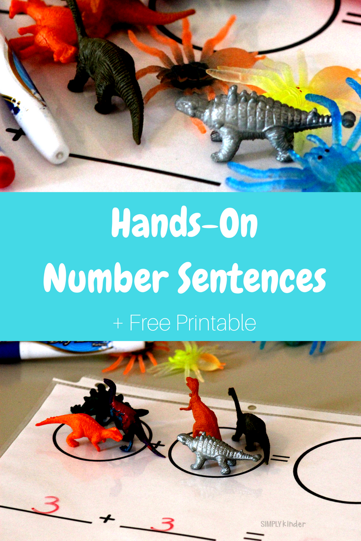 Hands-On Number Sentences