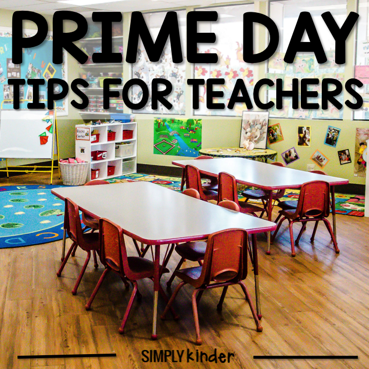 Prime Day Tips for Teachers