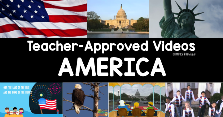 Videos About America for Kids