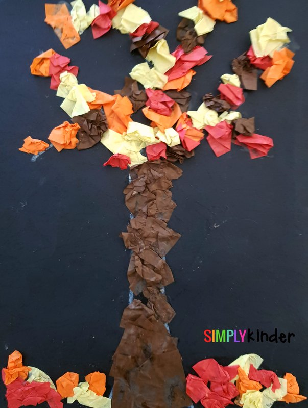 fall leaves fine motor craft final