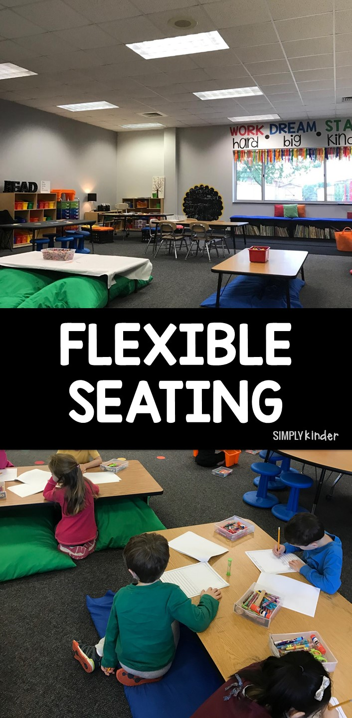 Flexible seating can work wonders in your classroom. Here are some tips for getting started with the basics of flexible seating. Come find out free ways to do flexible seating at your school.