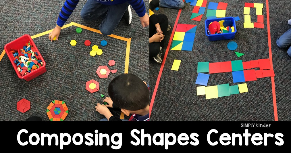 Composing 2-D Shapes