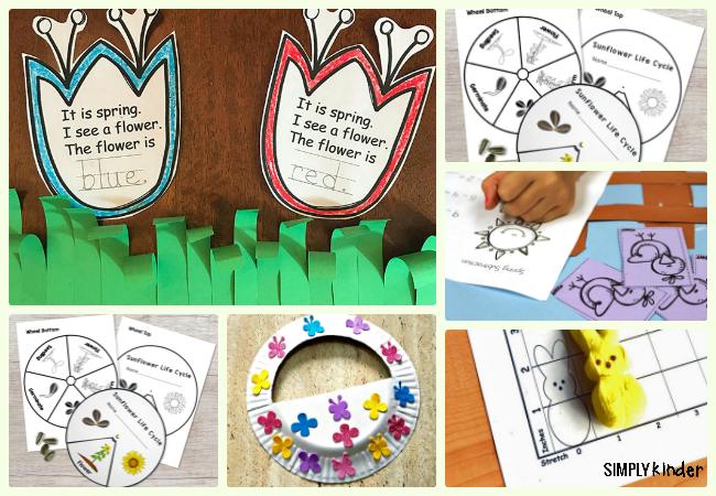 40+ Of The Best Spring Activities For Kindergarten
