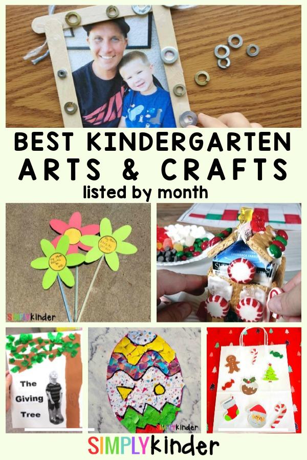 Kndergarten Crafts