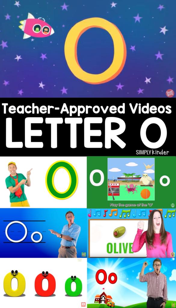 Teacher-Approved Videos Letter O